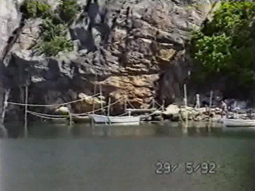 Rågårdsdal 1992, 2000. Fotot taget av Maud & Lasse